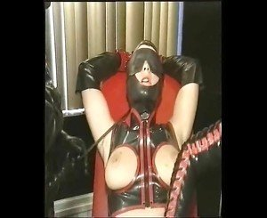 BDSM Latex-orgasmen