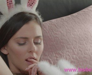 Lesbea Easter special hot chicks pussy eating spring fling