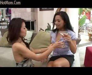 Seduced by a Sweet Mom Asian.