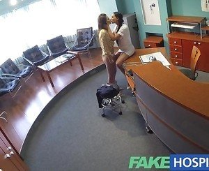 FakeHospital - Nurse seduces patient