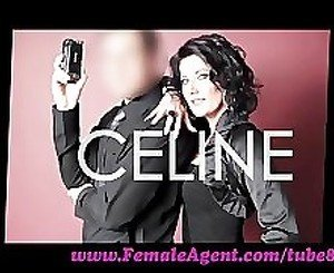 FemaleAgent. Do you like how I taste