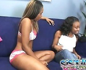 Slutty Ebony Lesbian Hotties