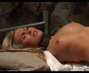 On Consignment 3: Bound Slave Whipped Merciless